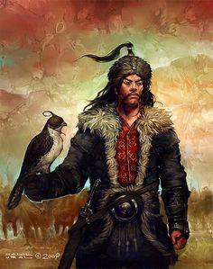 The Great Khan by MrDream.deviantart.com on @deviantART