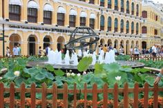 Senado Square by Gita #travel #asia