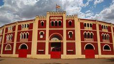 Las plazas de toros más bonitas de España. El coso de San Albín (Mérida, Extremadura)