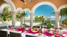 Riviera Maya Haciendas, Hacienda Magica - Beachside Al Fresco Dining
