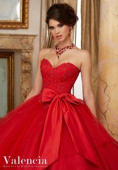 Quinceanera Dresses Red | Valencia Quinceanera Dresses | Quinceanera Ideas |