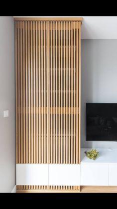 Living Room Partition Design, Room Partition Designs, Living Room Tv Unit Designs, Room Interior, Home Interior Design, Apartment Design, Home And Living, Living Room Decor, Furniture Design