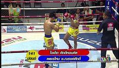 ศกจาวมวยไทยชอง3ลาสด 1/4 ใจเดด ศกดหอมศล Vs เพชรใหม ช.ณรงคศกด Muaythai HD : Liked on YouTube l http://flic.kr/p/KTLRjZ