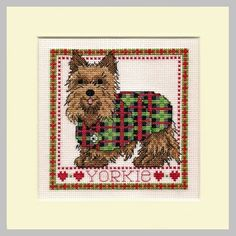 Yorkie Dog Picture (7078) Available Online To Buy From Pig Corner Cards For A Great Deal On Yorkie Dog Picture (7078) Or Any Other Unique Handmade Craft Gifts And Creative Gift Ideas Visit Stallandcraftcollective.co.uk #5136