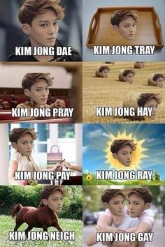 what the heck is wrong with this fandom? lol but really, try to read it and not laugh xD #chen #exo