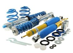 bmw suspension kit bilstein w0133-1911228 Brand : Bilstein Part Number : W0133-1911228 Category : Suspension Kit Condition : New Description : B16 PSS-9 Kit Note : Picture may be generic, please read description and check fitment notes. Price : $1741.55