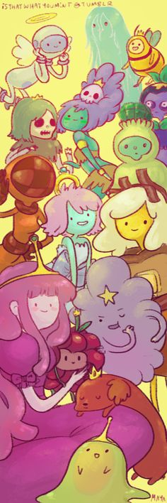 Hora de princesas