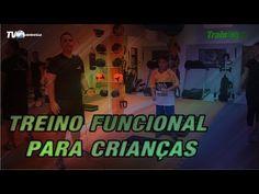 Treino Funcional para Crianças - Training Performance - YouTube