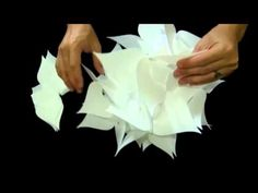 How to make a 30 piece Jasmine Flower Petals Lampshade - Smarty Lamps Video Paper Flower Decor, Paper Decorations, Paper Flowers, Puzzle Lampe, Lampshade Kits, Luminaria Diy, Puzzle Lights, Laser Cut Lamps, Flower Petal Template