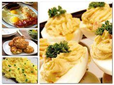 A 7 legjobb tojásos étel reggelire vagy akár vacsorára is remek! Halloumi Burger, My Recipes, Cake Recipes, Food Categories, Camembert Cheese, Mashed Potatoes, Macaroni And Cheese, Bacon, Food Porn