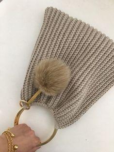Crochet Tote, Crochet Stitches, Knit Crochet, Yarn Bag, Quick Knits, Crochet Dishcloths, Macrame Bag, Macrame Design, Jute Bags