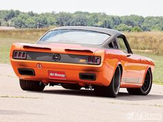 Muscle Car of the Year - Chevy Camaro - Popular Hot Rodding ...