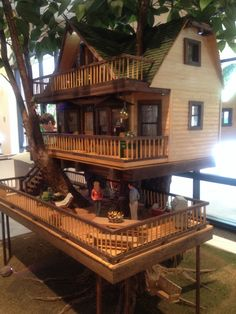 Miniature landscaping | Jenn's Mini Worlds: A Dollhouse ...