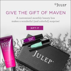 ON WISH LISTS EVERYWHERE - THE GIFT OF MAVEN | Get FREE Samples by Mail | Free Stuff