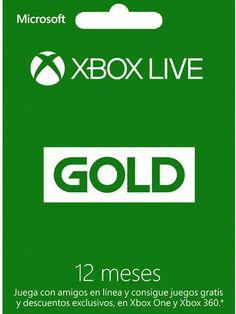 Liverpool Tarjetas Xbox Live con 40% de descuento
