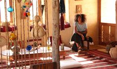 The Global Girl Travels: Ndoema at Talist, a Berber-style luxury and…