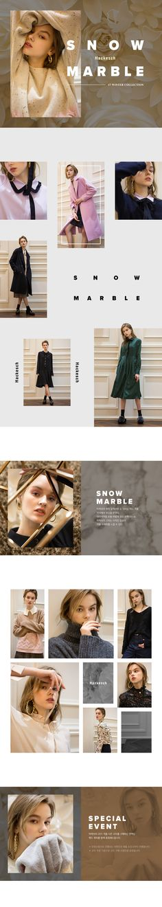 Modern fashion website and branding. Young and minimalist web design. Lookbook Layout, Lookbook Design, Freelance Graphic Design, Modern Graphic Design, Banner Design, Layout Design, Minimalist Web Design, Email Design Inspiration, Fashion Banner