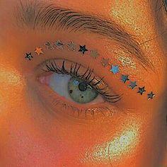 Indie Makeup, Edgy Makeup, Makeup Eye Looks, Cute Makeup, Pretty Makeup, Skin Makeup, Makeup Inspo, Makeup Art, Makeup Inspiration