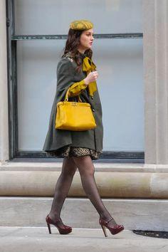 Women Fashion New Fashion Gossip Girl Blair, Moda Gossip Girl, Estilo Gossip Girl, Blair Waldorf Gossip Girl, Gossip Girls, Blair Waldorf Looks, Style Blair Waldorf, Blair Waldorf Outfits, Blair Waldorf Fashion
