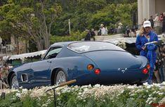 Corvette Scaglietti Berlinetta '59