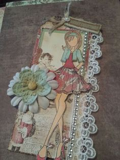 Another prima doll tag