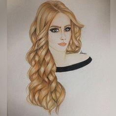 "34 curtidas, 4 comentários - Amanda Desenhos (@amandadesenhos_) no Instagram: ""#ideiasfeitasamao #fabercastell @faber_castell_br #artevm"" #art #2017 #desenhorealista #color #colorista #art #illustration #drawing #draw #TagsForLikes #picture #artist #sketch #sketchbook #paper #pen #pencil #artsy #instaart #beautiful #instagood #gallery #masterpiece #creative #photooftheday #instaartist #graphic #graphics #artoftheday #follow"