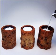 chocolate chip shotglas