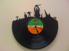 Zombie Clock b by MoralMustache on Etsy, $42.50
