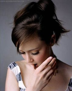 Alexis Bledel. She's too perfect!!!!