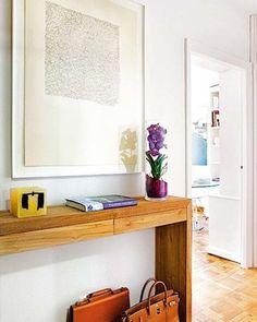 1000 images about pasillos on pinterest hallways mid - Decoracion de pasillos estrechos ...