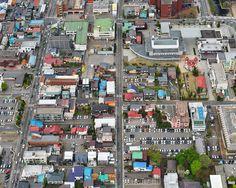 jp0205  松江泰治 俯瞰した、平面性の強い切り取りが美しい。
