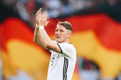 """417 Likes, 5 Comments - DFB-Team (@germany_nt) on Instagram: """"Bastian Schweinsteiger has retired from international football  THANK YOU for everything…"""""""