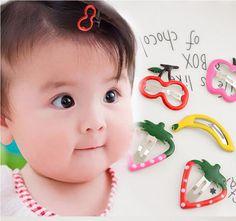 2X Fruit Hairpin Baby Barrettes Girl Hair Accessory Kids Hair Clip@# | eBay (banana) Kids Hair Clips, Girls Hair Accessories, Hairpin, Hair Accessory, Girl Hairstyles, Kids Outfits, Banana, Fruit, Baby