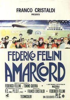 AMACORD // Italy // Federico Fellini 1973