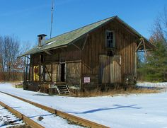 Old Train Depot by RLHall