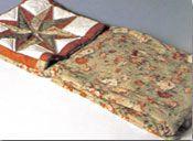 patchwork Manta-cojin