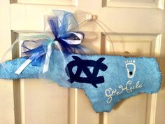 Made this today!  Go Heels!!