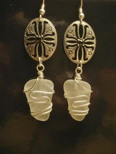 Projects on Craftsy: Sea Glass Jewelry from ctmeg
