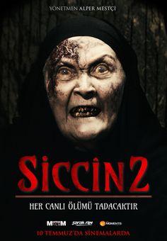 Serinin 2. filmi yerli yapım korku filmi Siccin 2 yine sizlerin aklını başından almaya geliyor. Öncelikle son zamanlarda en çok Cin ve Şeytan konusunu içinde bu