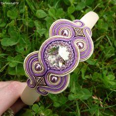 headband Lavender - Teresa Drabkova