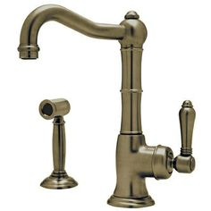 country kitchen faucet | Traditional Kitchen Faucets For A French ...