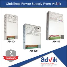 Protect your #security #surveillancesystems with Advk's surge protection and stabilized #powersupply. Click here for more information: https://goo.gl/UhR2oV