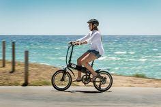 Torrot Citysurfer bicicleta eléctrica plegable @citysurfer @torrotelectric