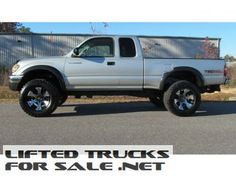 2004 Toyota Tacoma V6 Lifted Truck Toyota Trucks For Sale, Lifted Trucks For Sale, Big Trucks, Toyota Lift, Used Toyota, 2004 Toyota Tacoma, Lift Kits, Cars Motorcycles, Cool Cars
