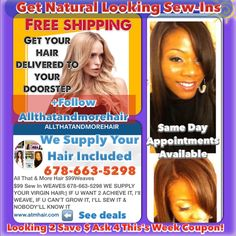 Best affordable sew in weave hair extensions snellville georgia tucker georgia weave hair extensions beauty salons hair loss hair stylists sew health natural hair atlanta pmusecretfo Images