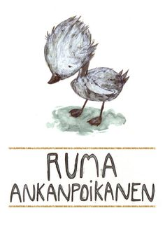 Ruma ankanpoikanen | Papunet Fairy Tale Story Book, Fairy Tales, Finnish Language, Storytelling, Film, Books, Pictures, Animals, Kindergarten
