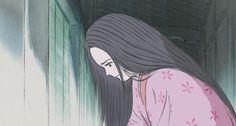 """「かぐや姫の物語」 (Kaguya-hime no Monogatari) """"The Tale of Princess Kaguya"""" Takahata Isao delivers what presumes to be his final Ghibli film, and if that is the case, then what a send-off it was."""