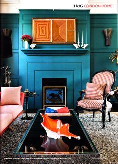 Scott Maddox Interiors. fireplace design