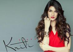 Kriti Senon With her signature