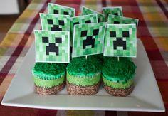Minecraft Birthday Party - Debt Free Spending